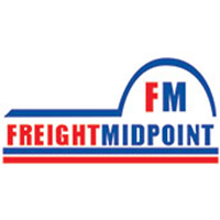 Freight midpoint international forwarders network
